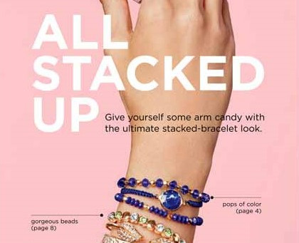 How To Wear Stack Bracelets