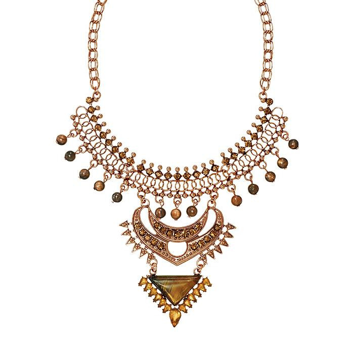 avon fall jewelry 2018 - mark. By Avon Serpent Statement Necklace