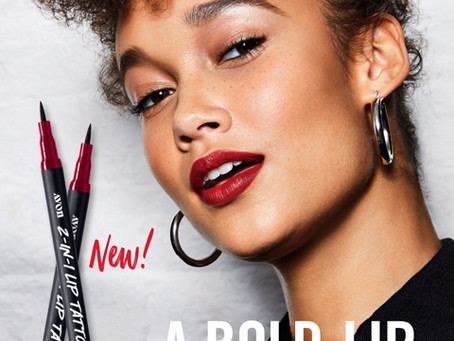 NEW! 2-in-1 Lip Tattoo! AVON Campaign 16 2019 Online Brochure/Catalog/Book