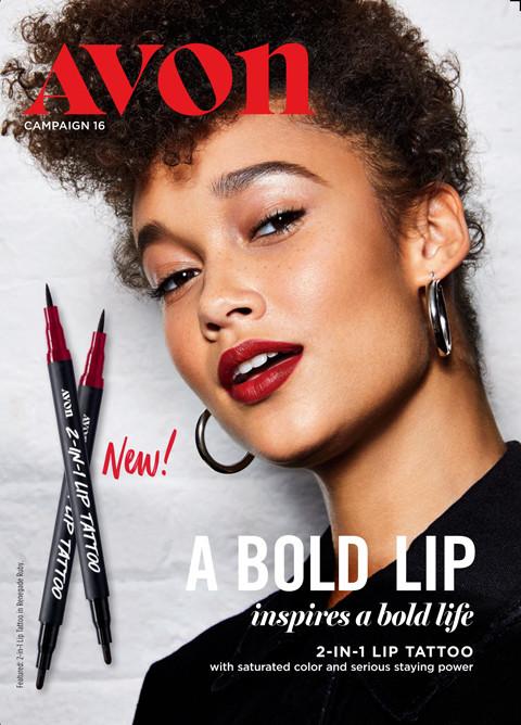 avon campaign 16 2019 online brochure/catalog/book semi-annual sale