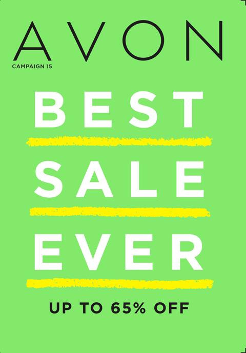 avon campaign 15 2018 online brochure/catalog - what's on sale!