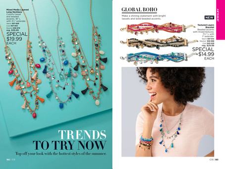 4 AVON Summer Jewelry Trends To Try Now