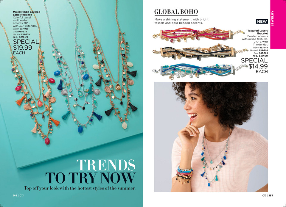 shop avon jewelry online