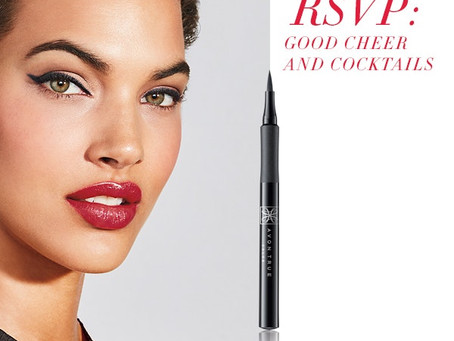 Holiday Party Pretty Makeup Looks by AVON