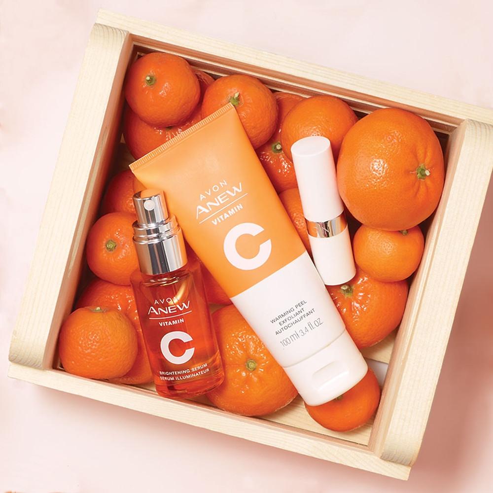 vitamin c for face avon