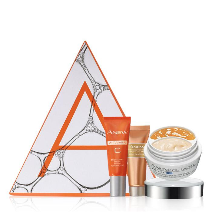 Avon A Box Campaign 5 2018 Skin care essentials