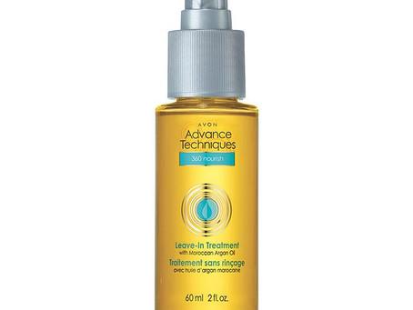 AVON Product Spotlight: Moroccan Argan Oil
