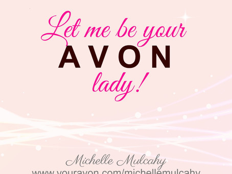 Let Me Be Your AVON Lady