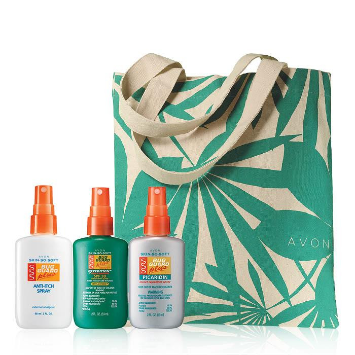 avon skin so soft bug guard travel minis