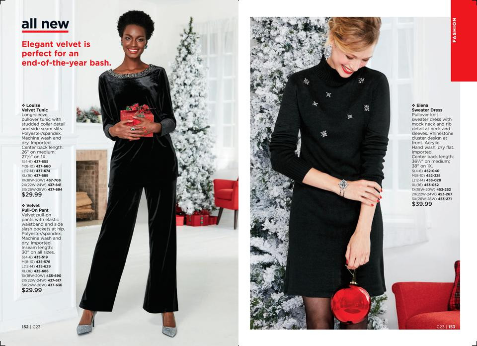 AVON Holiday 2018: Fashion!