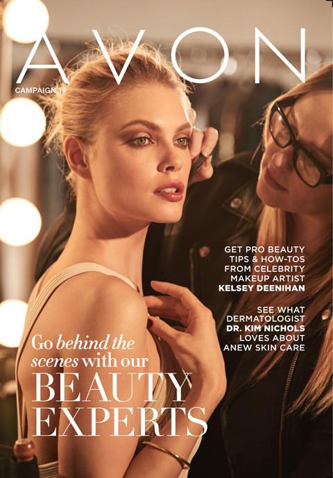 Avon Campaign Brochure 19 2017 - Pro Beauty & Makeup Tips