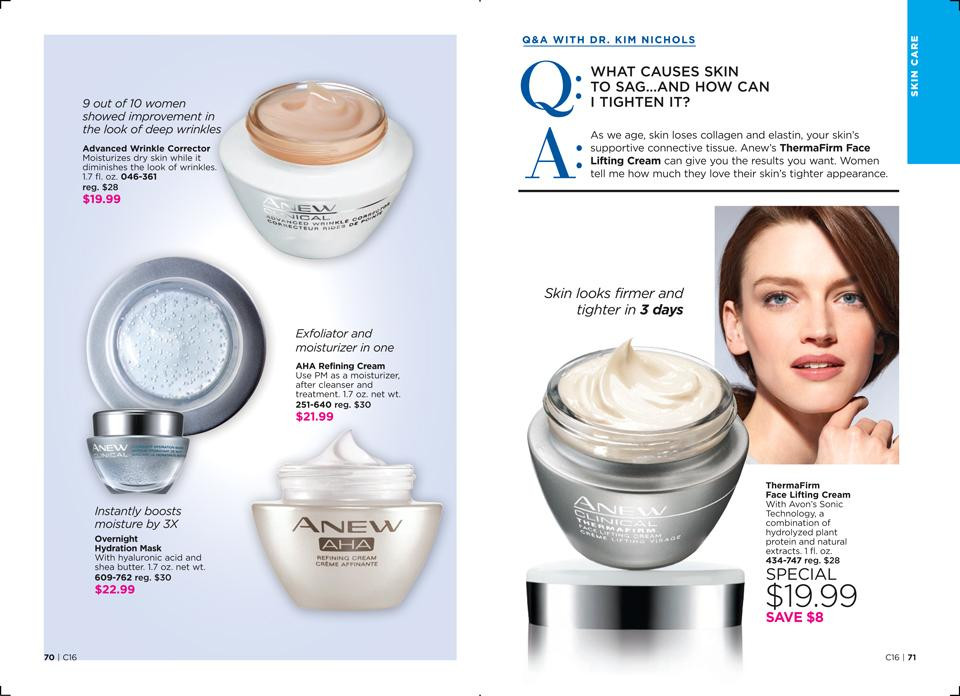 avon skin care questions and answers 5