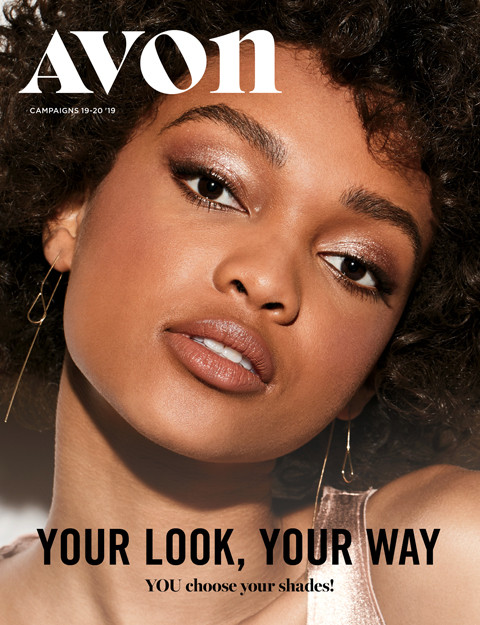avon brochure campaign 19 2019 your look, your way