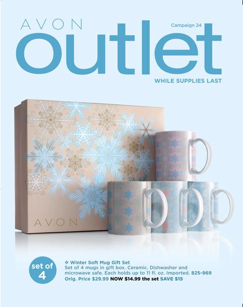 avon outlet campaign 24 2018 online brochure/catalog