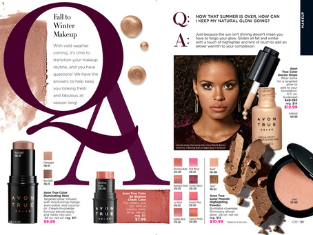 How To Transition Your Makeup From Fall To Winter Q & A