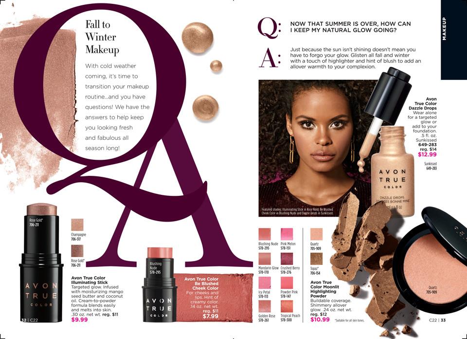 avon campaign 22 2018 online brochure/catalog