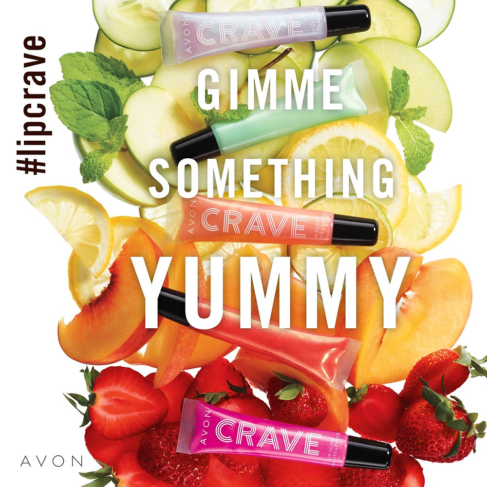 AVON Crave Lip Gloss
