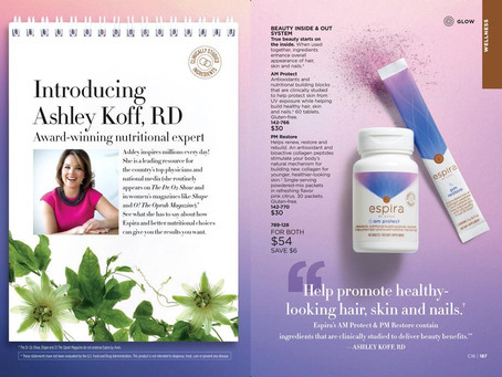 Introducing Ashley Koff, RD - Nutritional Expert