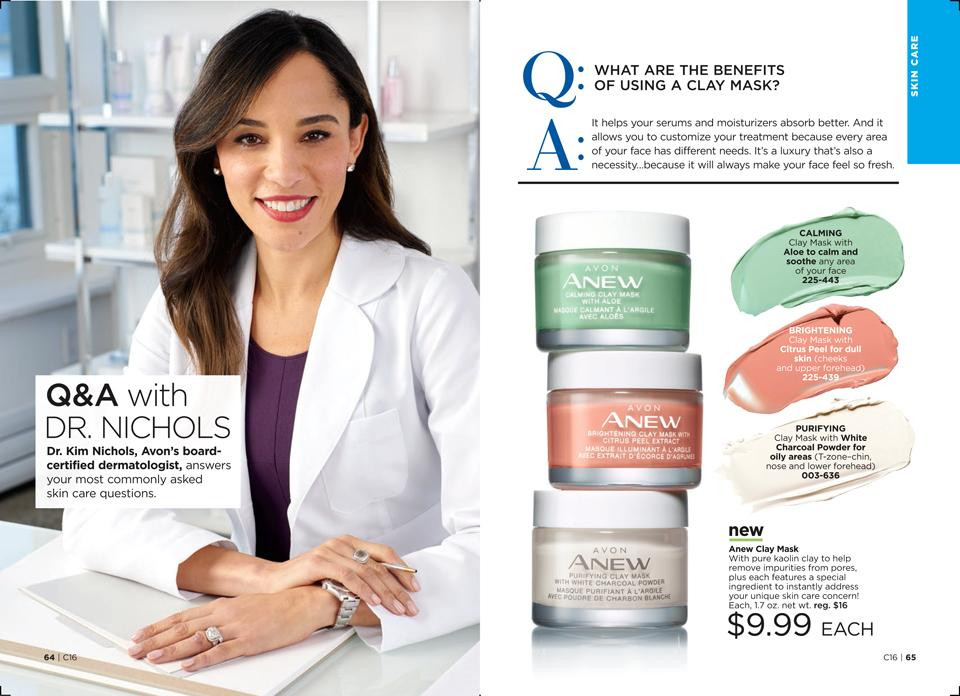 avon skin care questions and answers 1