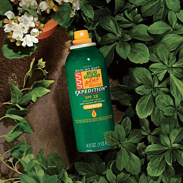 AVON Skin So Soft Bug Spray - insect repellent, best mosquito repellent spray with sunscreen