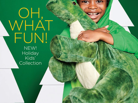 AVON Campaign 26 2018 Online Brochure/Catalog - NEW Holiday Kids Collection!