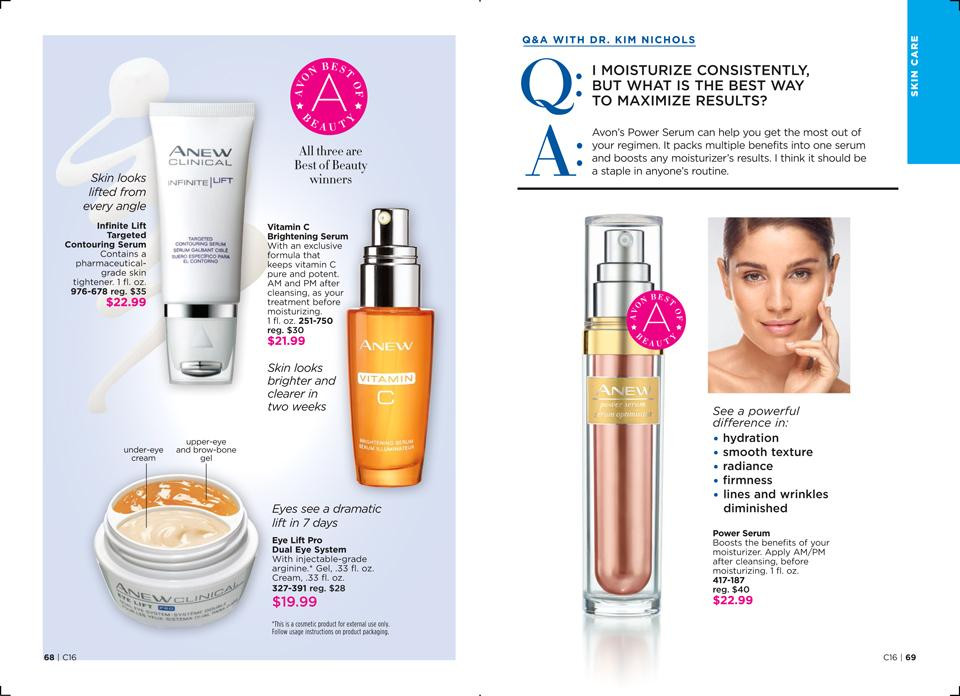 avon skin care questions and answers 3