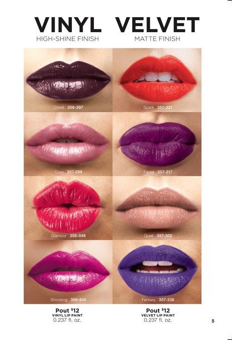 Pout Vinyl Lip Paint