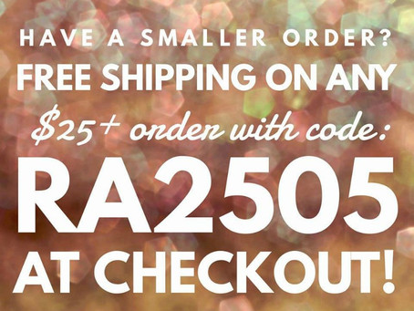 AVON Coupon Code for FREE Shipping
