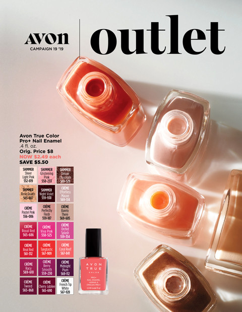 avon outlet campaign 19 2019 online brochure/catalog/book