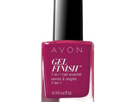 Top 5 AVON Nail Polish Colors for Fall