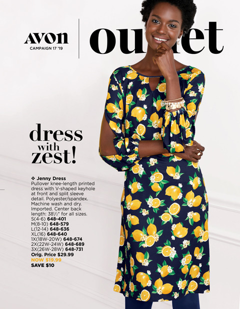 avon outlet campaign 17 2019 online brochure/catalog/book