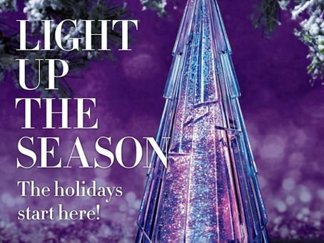 AVON Campaign 23 2018 Online Brochure/Catalog - Light Up the Season!
