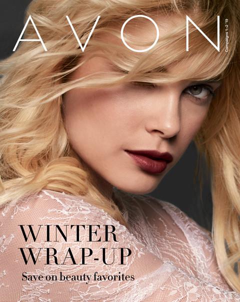 avon brochure campaign 1 2019 winter wrap-up