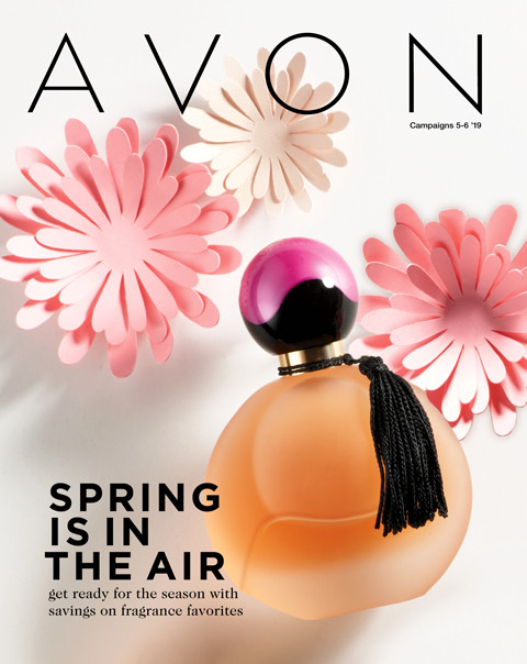 avon brochure campaign 5-6 2019 spring is in the air