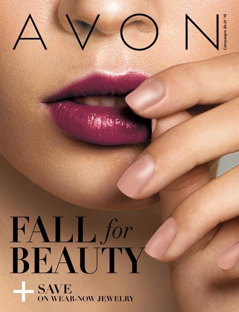 avon brochure catalog campaign 20 2018 fall for beauty