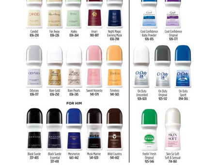 Buy AVON Roll On Deodorant Online
