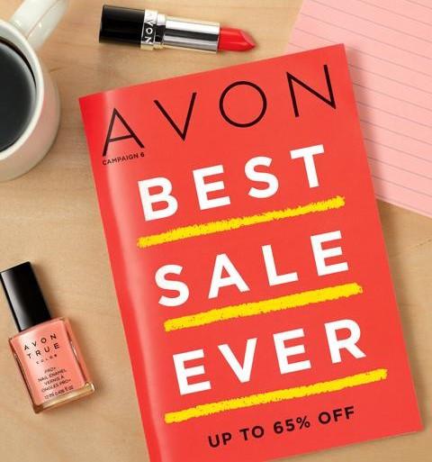 AVON Campaign 6 2018 catalog brochure online - best sale ever