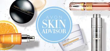 Avon personalized skin care routine - AVON skin care advisor