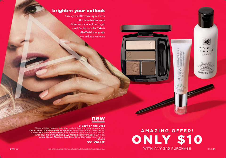 avon a box campaign 4 2019 Weekend Ritual