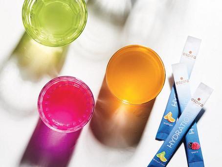 New AVON Espira Hydration Supplement!