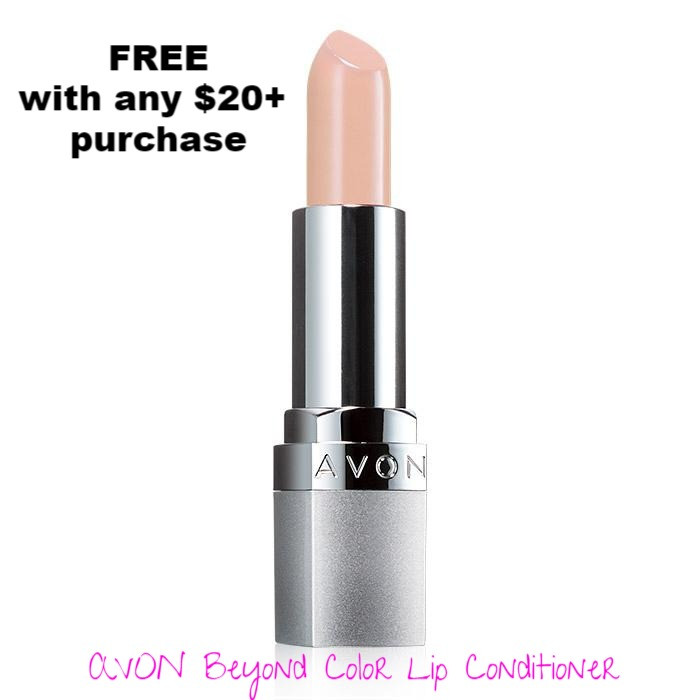 avon free gift with purchase - customer appreciation week