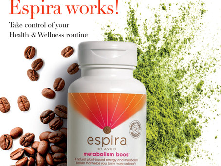 AVON Campaign 13 2018 Online Brochure/Catalog - People Are Talking Espira Works!