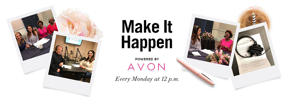 avon podcast: inspiration and career tips