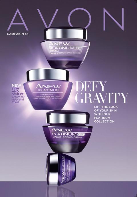 AVON Campaign Catalog Brochure 13 2017. Shop AVON online