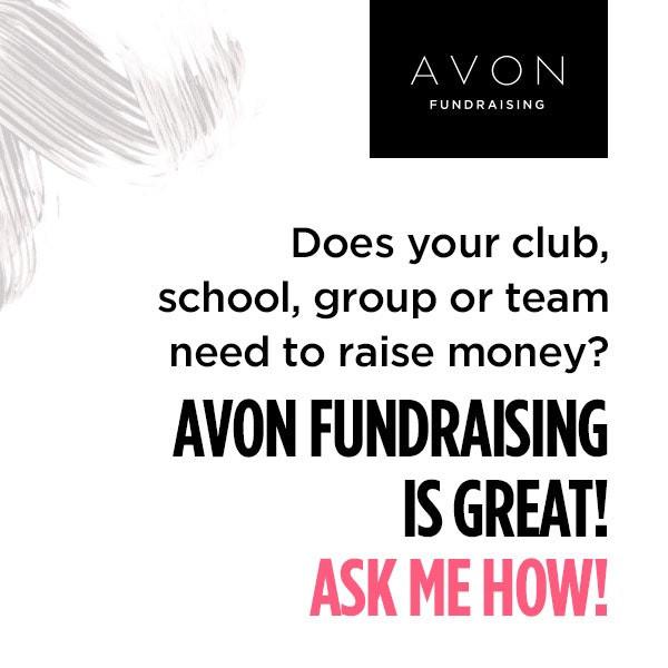 Avon online fundraising