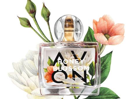 New! AVON Flourish Honey Blossom Fragrance