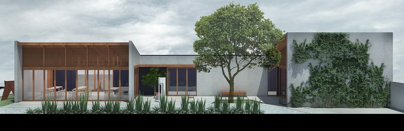Casa de Ideias Bloco B arquitetura archdaily