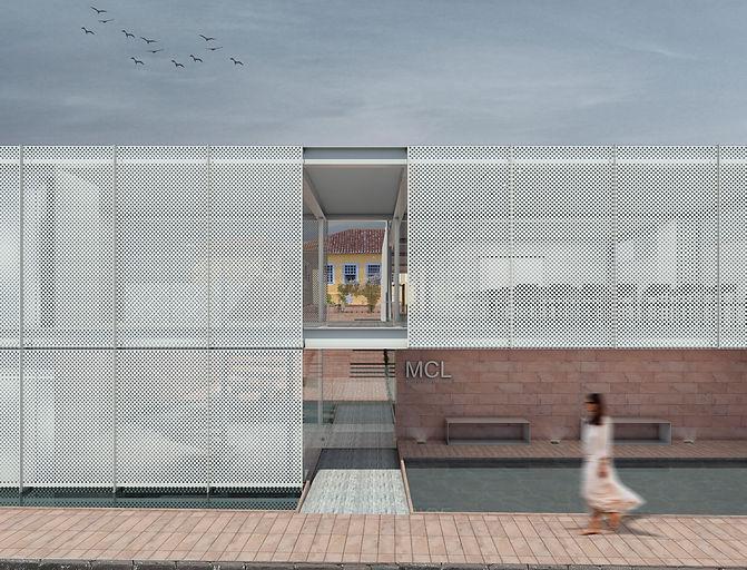 Museu Casa Lacerda Bloco B Arquitetura Archdaily