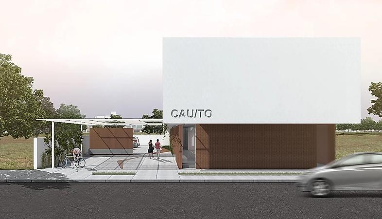 CAU Tocantins Bloco B arquitetura Archdaily