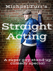 Straight Acting by Michael Furr on DVD